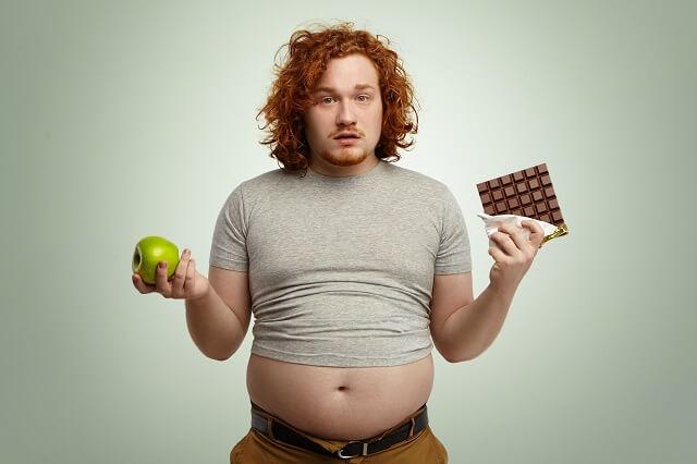 ожиріння зайва вага
